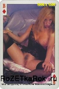 Колода эротических карт. Вариант 2