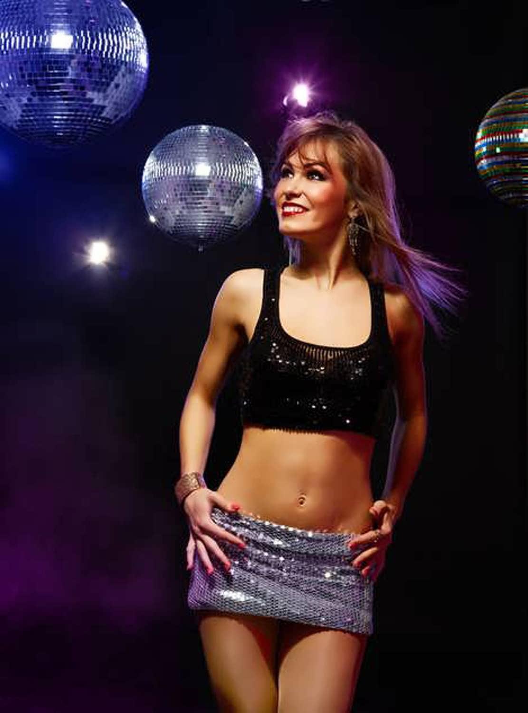 Секс танцы девочек на дискотеках 12 фотография